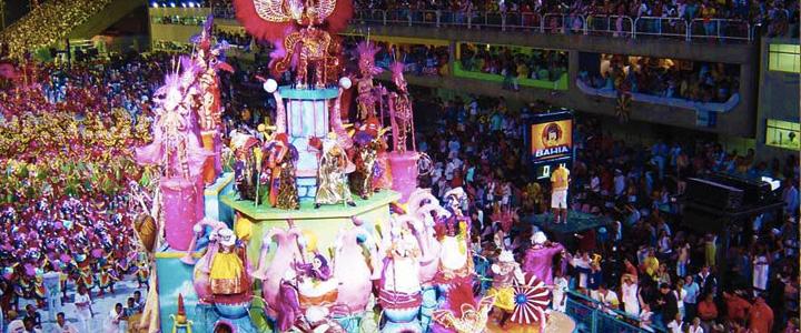 Séjour Carnaval Destinomundo