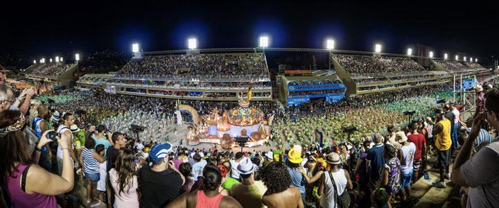 sambodrome carnaval de rio