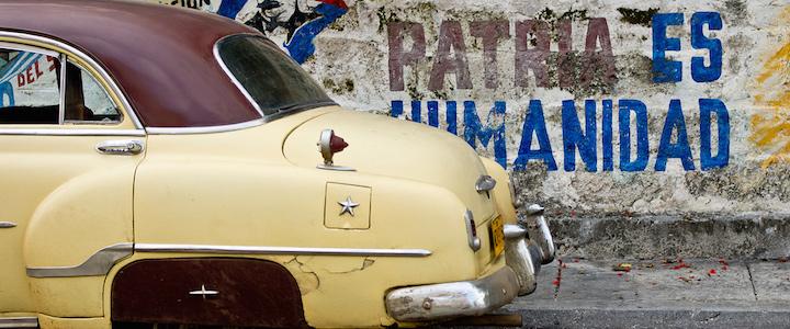Cuba : La destination phare de l'année 2016