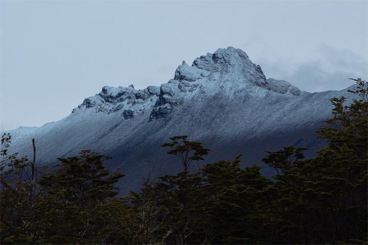 parc national terre de feu Argentine