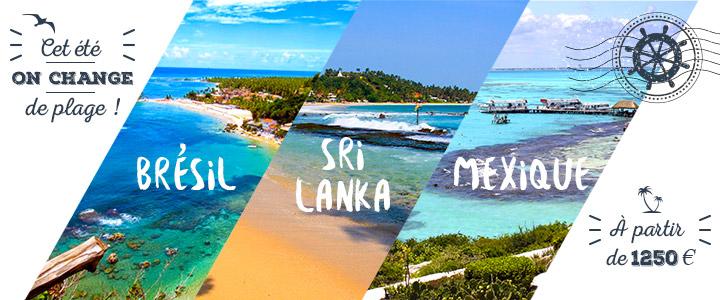 Nos idées de destinations vacances pour cet été