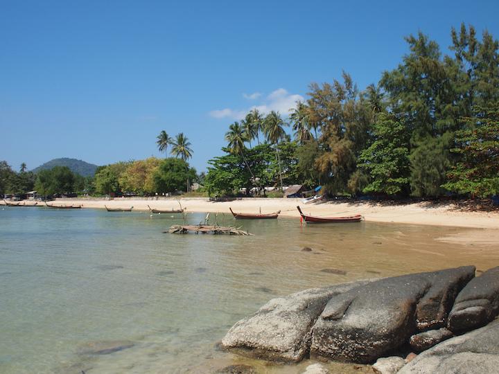 Rawai beach au Sud de Phuket en Thaïlande