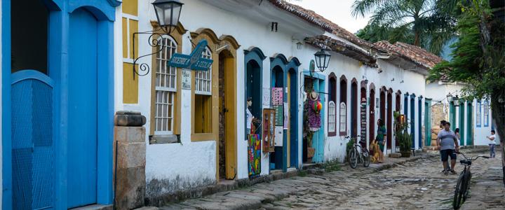 Voyage au Brésil : à la découverte de la Costa Verde