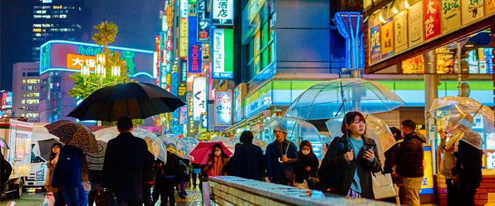 Voyage au Japon : à la découverte de Tokyo