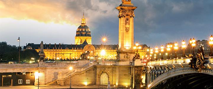 Paris, berceau des sorties romantiques.