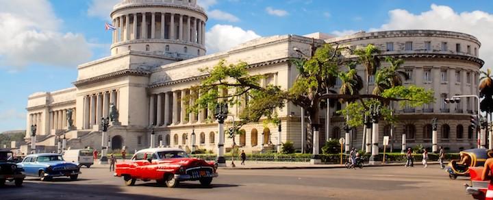 Croisière à Cuba, escale à la Havane