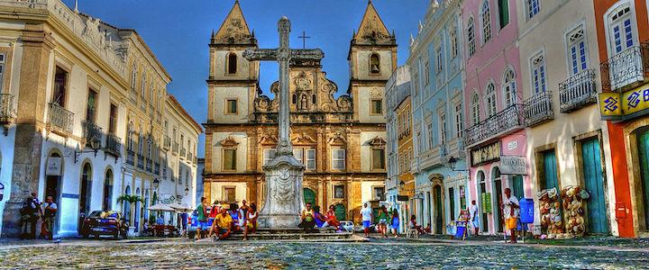 Voyage au Brésil : le top 5 des incontournables de Salvador de Bahia