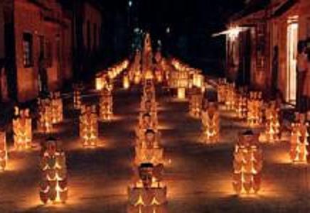 fete des bougies colombie
