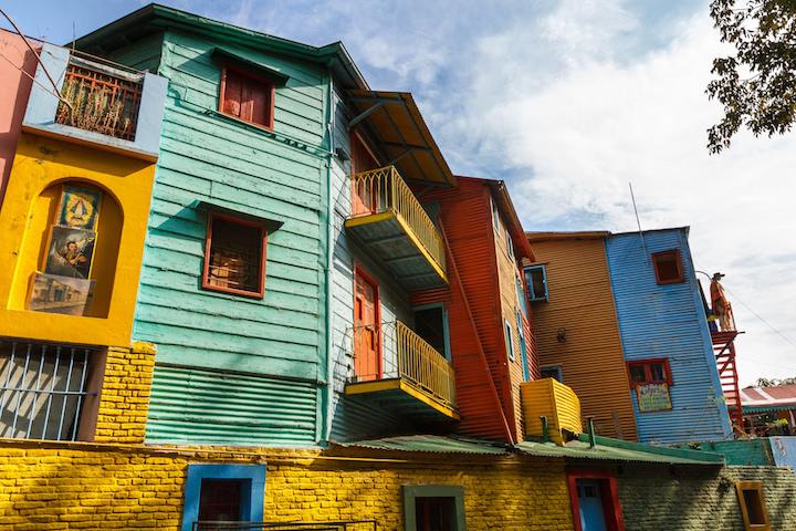 Buenos Aires quartier la Boca