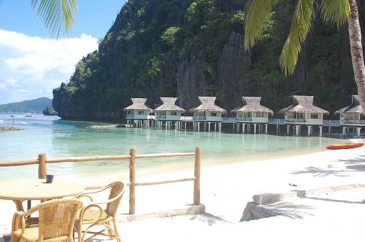 Miniloc Island El Nindo Philippines
