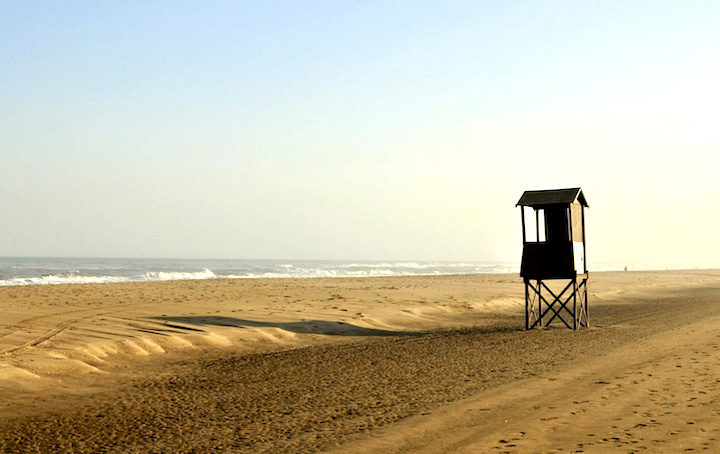 plage argentine