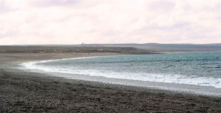 Puerto Madryn plage