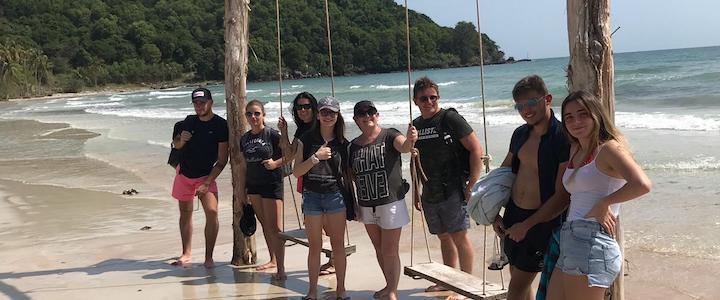 Des vacances en famille au Vietnam