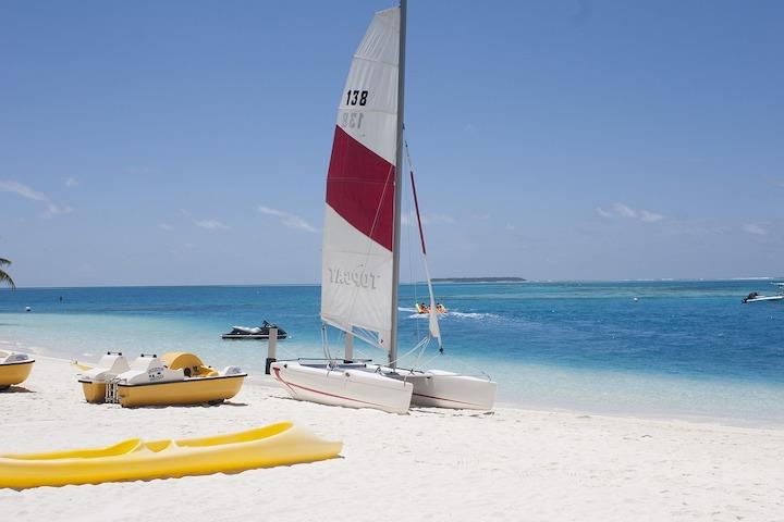 sports nautiques maldives