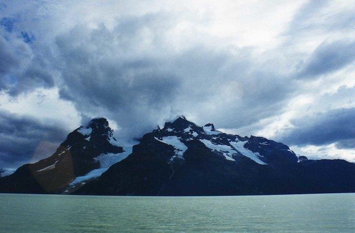 glacier Balmaceda Patagonie