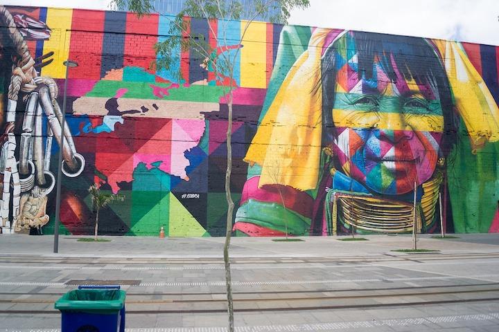 street art rio las etnias