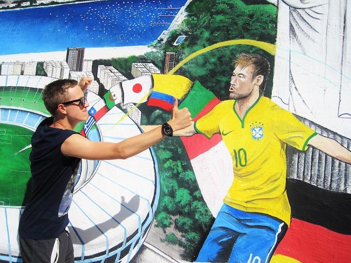 street art rio maracana