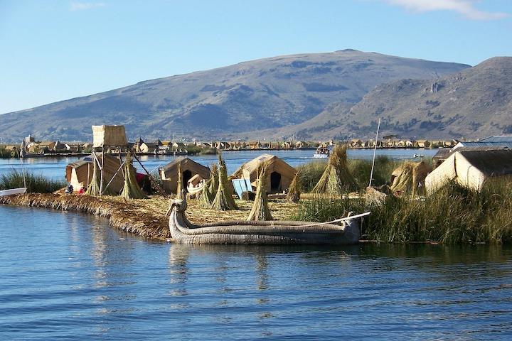 ile lac titicaca
