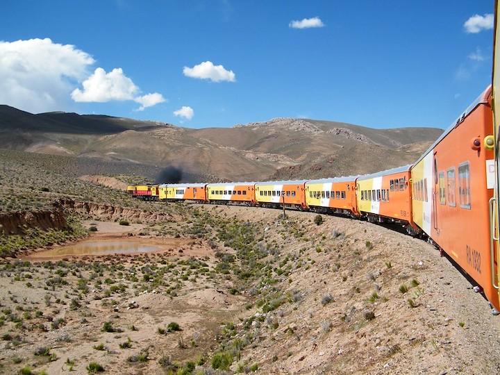 le train des nuages salta argentine
