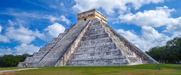 Les 5 plus belles pyramides mayas du Mexique