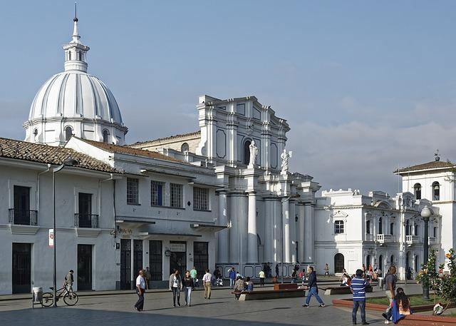 Popayán Colombie