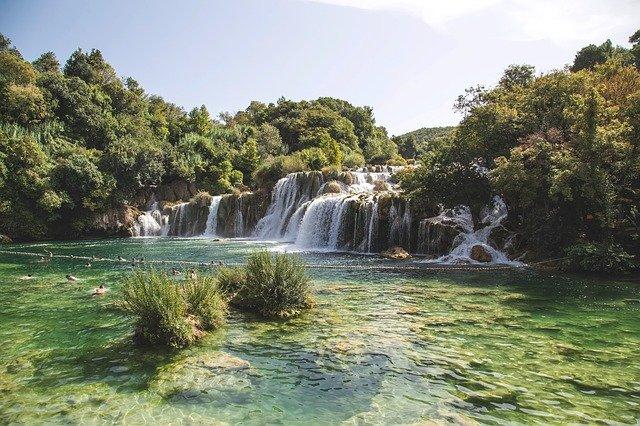 cascades de Krka